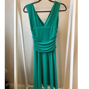 Green Midi Dress